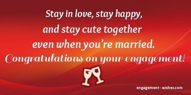 Engagement Wishes 1000 Engagement Quotes And Card Messages